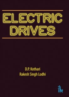 Electric Drives, Paperback / softback Book