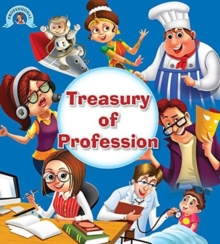 I Can be Anything Big Book of Professions, Hardback Book