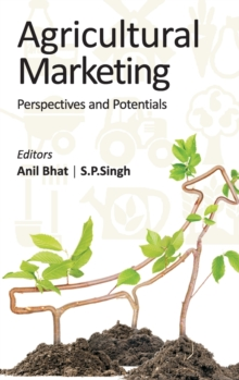 Agricultural Marketing, Hardback Book