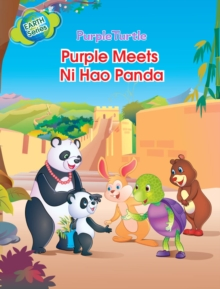 Purple and the Ni Hao Panda, EPUB eBook