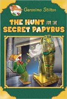 The Hunt for the Secret Papyrus, Hardback Book