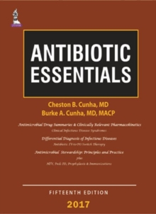 Antibiotic Essentials 2017, Paperback Book