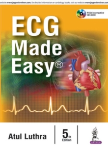 ECG Made Easy, Paperback Book