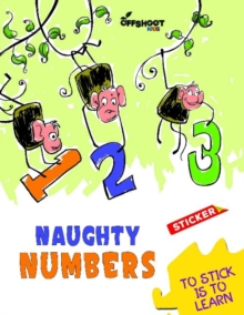 Naughty Numbers, Paperback Book