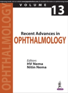 Recent Advances in Ophthalmology - 13, Paperback Book