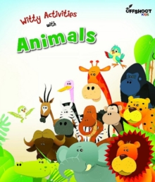 Witty Activities with Animals, Paperback Book