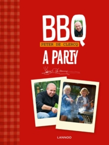 BBQ - A Party, Hardback Book