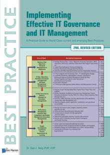 Implementing Effective IT Governance and IT Management, Paperback Book