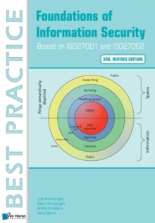 Foundations of Information Security Based on ISO27001 and ISO27002, Paperback Book