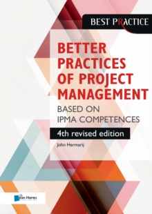 Better Practices of Project Management Based on Ipma Competences, Paperback Book