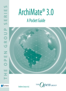 ArchiMate 3.0 - A Pocket Guide, Paperback Book