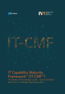IT Capability Maturity Framework(TM) IT-CMf(TM), Paperback / softback Book