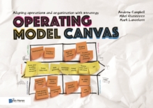 Operating Model Canvas, Hardback Book