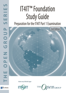 IT4IT Foundation -  Study Guide, 2nd Edition, Paperback Book
