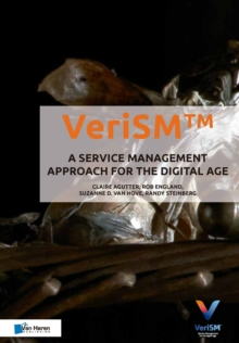 VeriSM  - A Service Management Approach for the Digital Age, Hardback Book