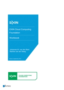 EXIN Cloud Computing Foundation - Workbook, Paperback Book