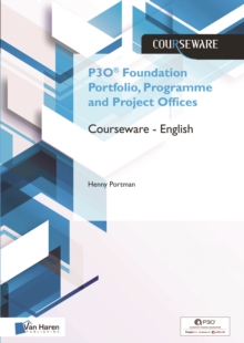 P3O(R) Foundation Portfolio, Programme and Project Offices Courseware -  English, Paperback Book