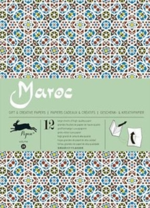 Maroc : Gift & Creative Paper Book Vol. 28, Paperback / softback Book