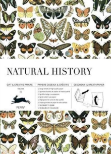 Natural History : Gift & Creative Paper Book Vol. 72, Paperback / softback Book