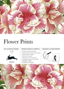Flower Prints : Gift & Creative Paper Book Vol. 77, Paperback / softback Book