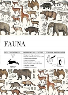 Fauna : Gift & Creative Paper Book Vol 90, Paperback / softback Book