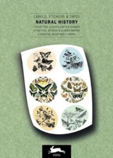 Natural History : Label & Sticker Book, Paperback / softback Book