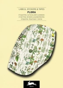 Flora : Label & Sticker Book, Paperback / softback Book