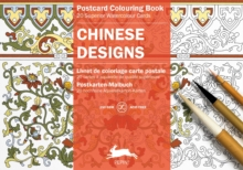 Chinese Designs : Postcard Colouring Book, Paperback / softback Book