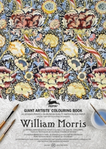 William Morris : Giant Artists' Colouring Book, Paperback / softback Book