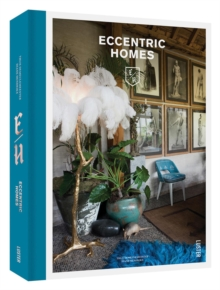 Eccentric Homes, Hardback Book