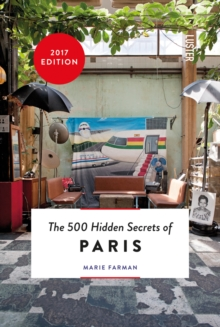 The 500 Hidden Secrets of Paris, Paperback Book