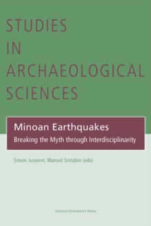 Minoan Earthquakes : Breaking the Myth through Interdisciplinarity, PDF eBook
