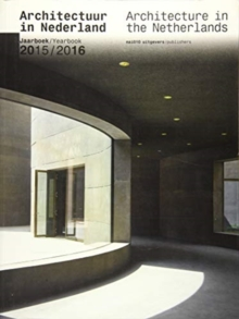 Architecture in the Netherlands Yearbook 2015/16, Paperback / softback Book