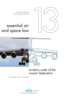 Aviation Code of the Russian Federation, Hardback Book