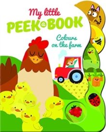 COLOURS ON THE FARM, Hardback Book