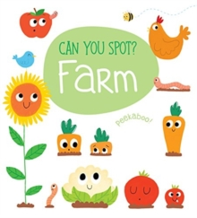 Look & Find Farm, Hardback Book