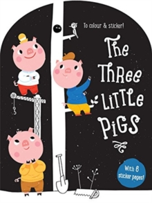 FAIRY TALES PAS COL 3 LITTLE PIGS, Paperback Book