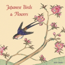 JAPANESE BIRDS & FLOWERS 2019 CALENDAR,  Book