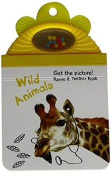 Baby Rattle Photo Book: Wild animals, Paperback Book