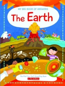 My Big Book of Answers: The Earth, Hardback Book