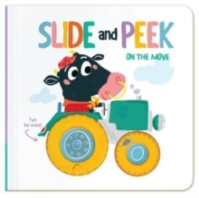 Slide & Peek: On the Move, Paperback / softback Book