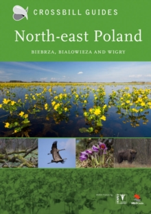 North-East Poland : Biebrza, Bialowieza and Wigry, Paperback / softback Book