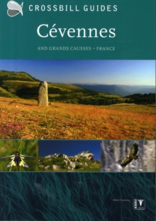 Cevennes and Grands Causses - France, Paperback Book