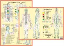 Meridians and 5 Elements, Poster Book