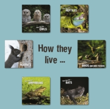 How they live : Learn All There Is to Know About Animals!, EPUB eBook