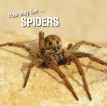 How they live... Spiders : Learn All There Is to Know About These Animals!, EPUB eBook