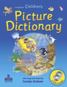 Longman Children's Picture Dictionary with CD, Paperback Book