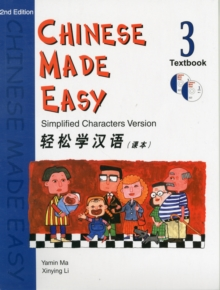 Chinese Made Easy: Simplified Characters Version : Chinese Made Easy vol.3 - Textbook Student Textbook Level 3, Paperback / softback Book