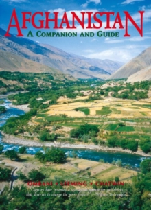 Afghanistan : A Companion and Guide, Paperback Book