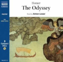 The Odyssey, MP3 eaudioBook